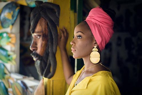 Orisha Earrings