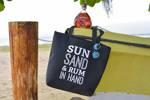 Rum, Sand & Sea Tote
