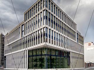 Neubau Bürogebäude DGUV, Berlin, 2015