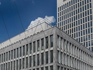 Neubau Bürogebäude MainTor Porta, Frankfurt am Main, 2015