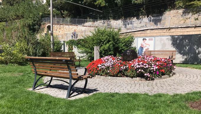 Jardin de la Boine