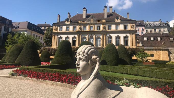 Palais du Peyrou