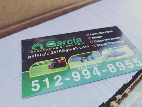 Garcia's Landscaping & Lawncare