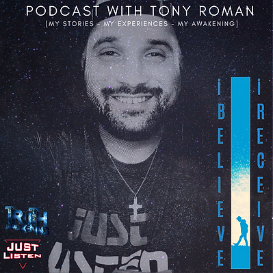 I Believe I Receive Podcast Cover Art