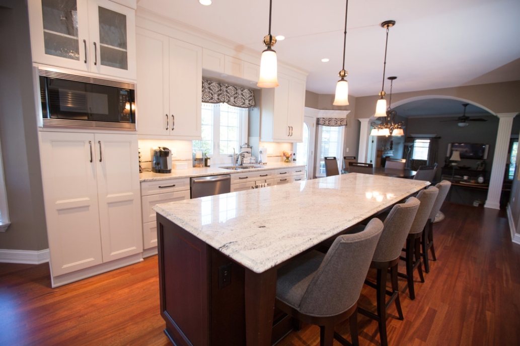 Naperville Transitional Kitchen