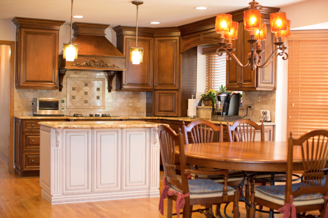 Woodridge Traditional Kitchen