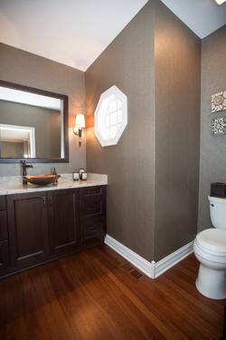 Naperville Transitional Bathroom