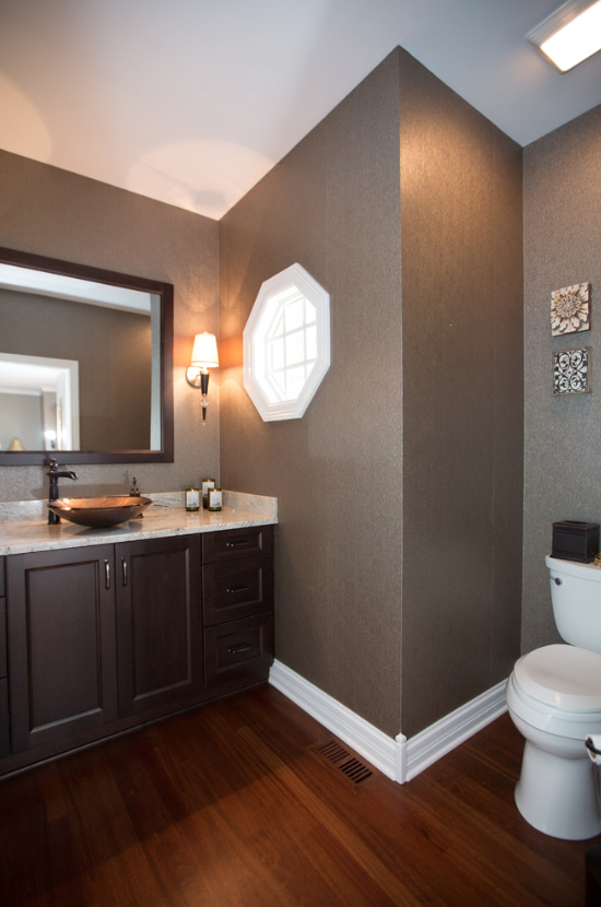 Naperville Transitional Bathroom