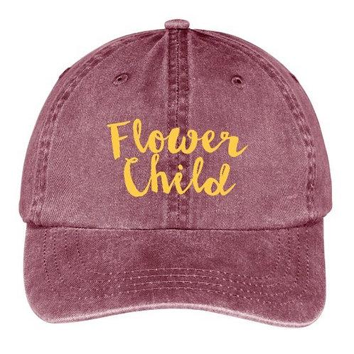 Flower Child Cap