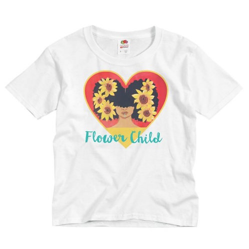 Flower Child Youth Tee
