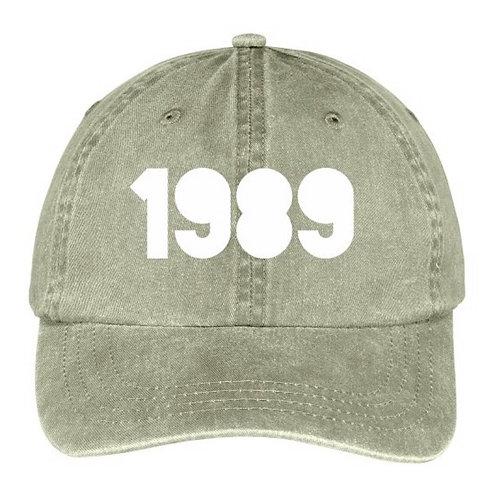 The Golden Year Cap