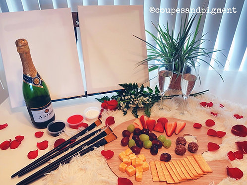 The Romance Paint Kit