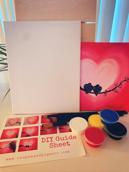 The DIY Paint Kit