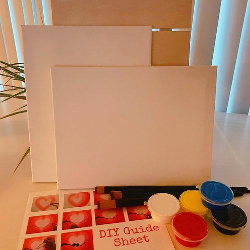 The 2-Person DIY Paint Kit