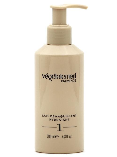 LAIT DEMAQUILLANT HYDRATANT 200 ml