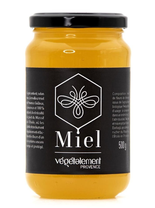 VP - POT DE MIEL TOUTES FLEURS 500 G