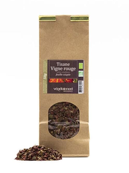 Tisane bio vigne rouge 50 g