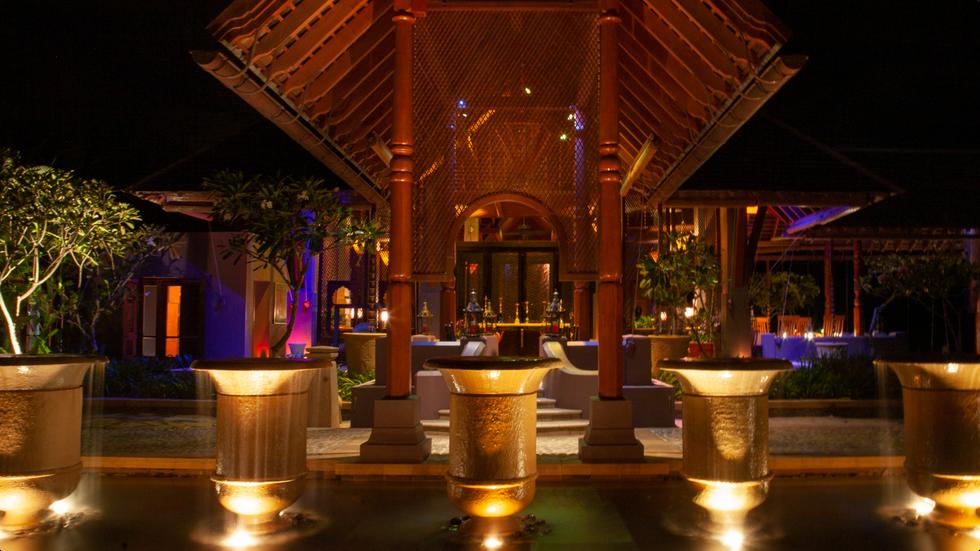 4 Seasons Hotel Lounge