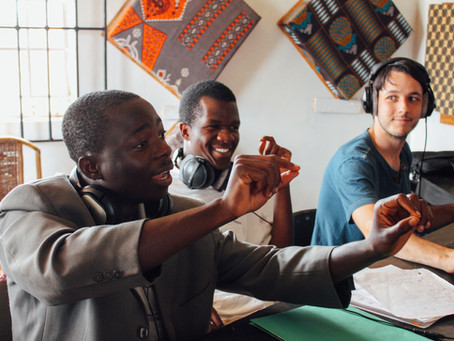 Spreading Joy Through Malawi with Levi Dannayo