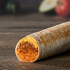 Beefy Cheesy Burrito