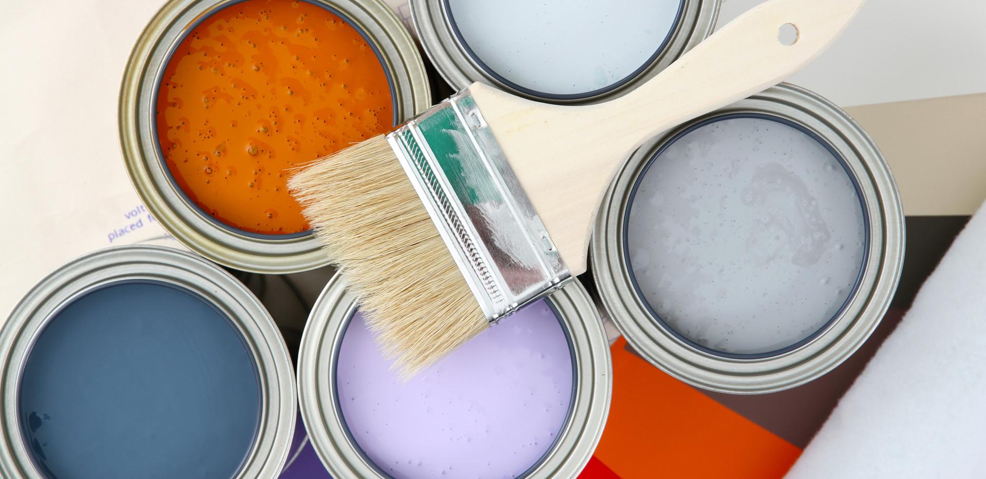 Découvrez les solutions DEDANS DEHORS pour refaire sa peinture.