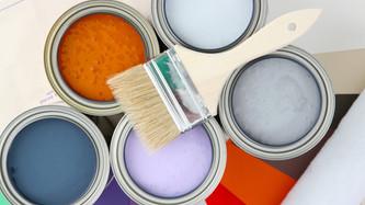 Tipos de tintas para sua casa