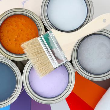 Verf en schilderen