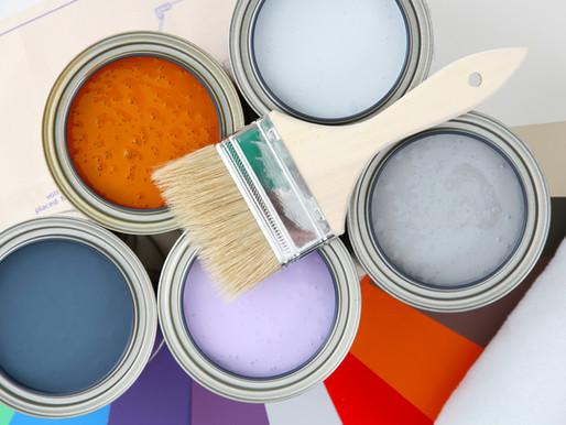Боядисване на стени: 9 грешки, за които трябва да знаете