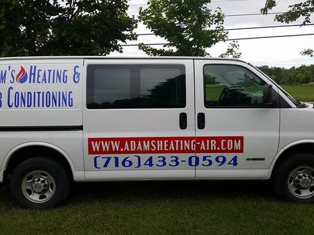 Adam's Heating & Air Conditioning
