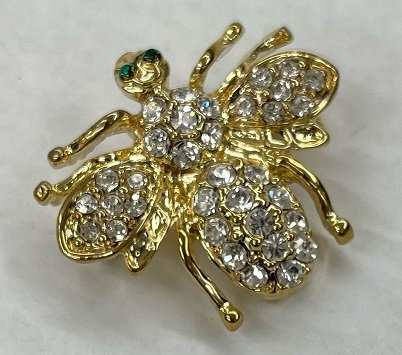 SOLD OUT - President National's Bee Pin (set of two) for $55.00