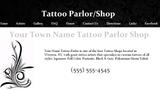 Tattoo Parlor Sample