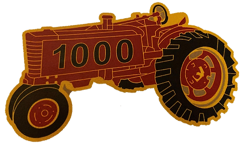 First 1000 Tractor Pin