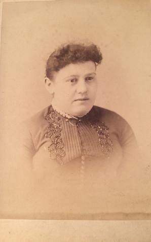 Carrie Belle Saint-wife of Robert Rufus