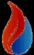 Heating Flame