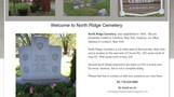 North Ridge Cemetery, Cambria, NY