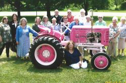 Niagara Falls Chapter, Pink Tractor
