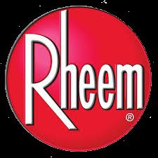 Rheem brand logo
