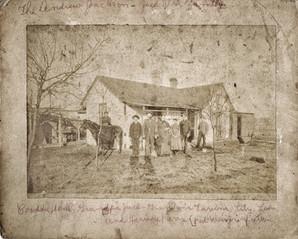 Andrew Jackson Family - Chris Witt sharp