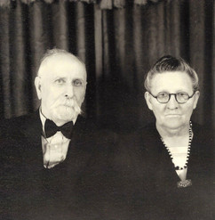 Timothy Burns and Martha Frances Nester