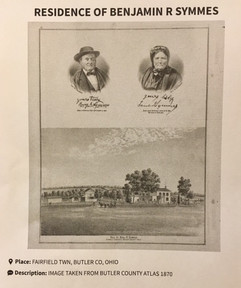 Benjamin Ransolph Symmes (1802-1890) Fai