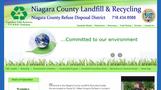 Niagara County Landfill & Recycling, Lockport, NY