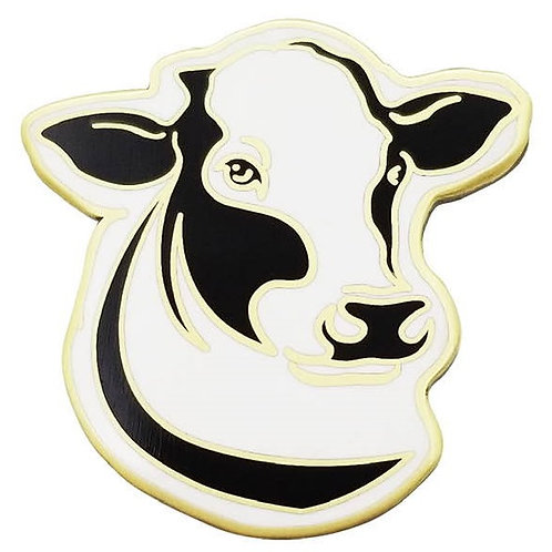 Cow Donation Pin