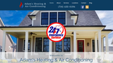 Adams Heating & Air Conditioning, Lockport, NY