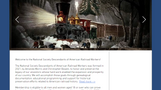 National Society Descendants of American Railroad Workers