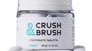 Crush & Brush ToothpasteTablets