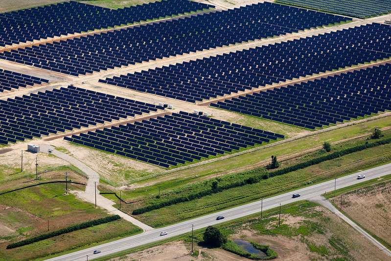 County Granting Special Exception for Solar Development Did Not Create a Vested Right