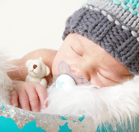 Einzigartige Erinnerung mit Babyshooting