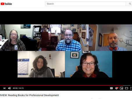 A Video Chat with other Book Lovers