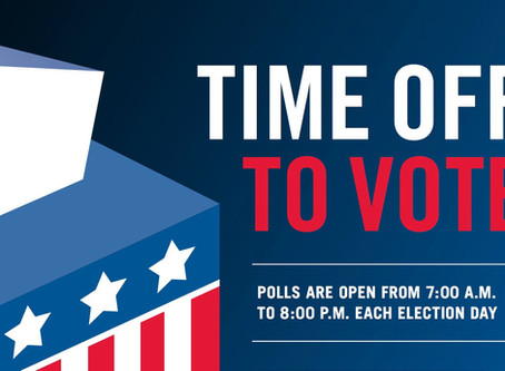 Everything an Employer Needs to Know About Voting Time Off in 2020: Q&A