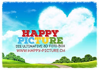 happy picture Schweiz wedding photo box event firme hochzeit messe